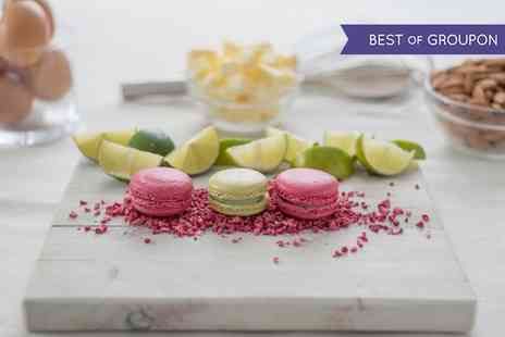 Ganache Macaron -  Cooking Class For One or Two  - Save 56%