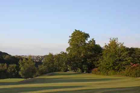 Okehampton Golf Club - Okehampton Golf Club 18 Holes For Two or Four - Save 60%