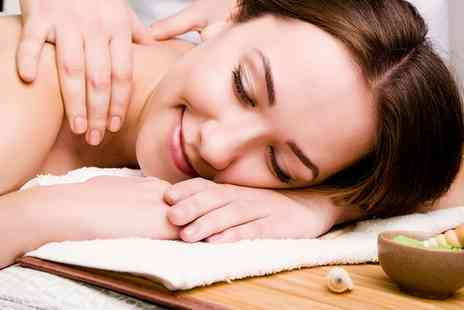 La Dolce Vita Hair And Beauty Spa - Facial and Back, Neck and Shoulder Massage - Save 0%
