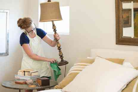 RCS Cleaning - Deep House Clean for Up to Six Bedrooms  - Save 32%