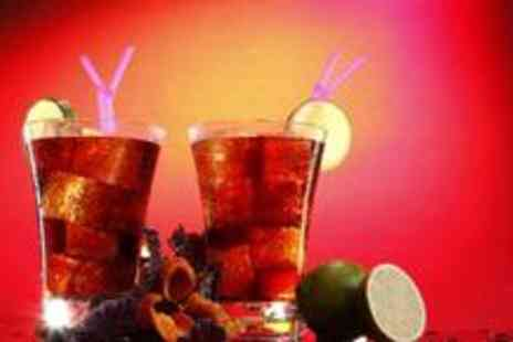 SoBe Bar - Drinks voucher - Save 60%