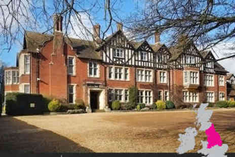 Scalford Hall - Two Nights Stay for Two in a Double Room with Full English Breakfast Daily - Save 41%