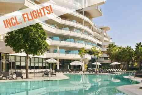 Senator Banus Spa Hotel - Four or Seven nights stay with Spa session and Return flights  - Save 0%