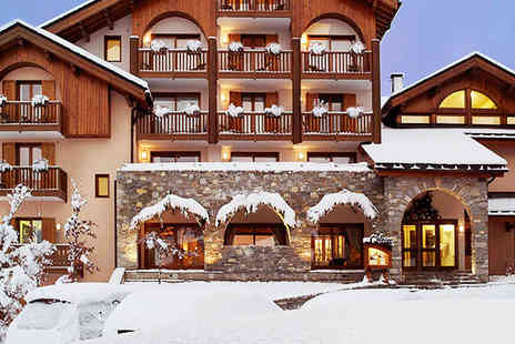 Hotel Saint Martin  - Picturesque retreat on the outskirts of the bustling Three Valleys ski region - Save 34%