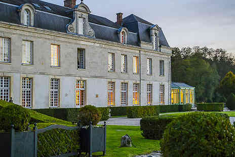 Château de Courcelles  - An inspirational hotel in an historic region - Save 41%