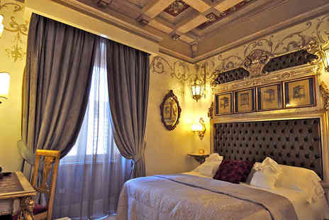 Hotel Romanico Palace - Two nights Stay in a Deluxe Room - Save 70%