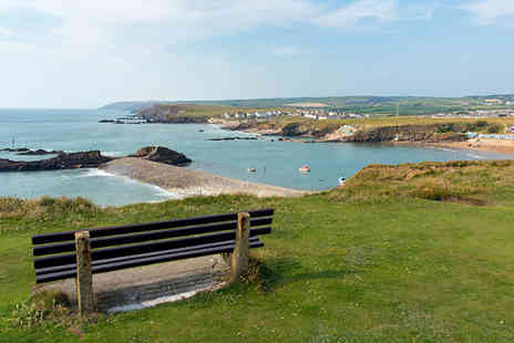 Pentire Haven Holiday Park -  Two  to Four Night Camping Stay For Two - Save 0%