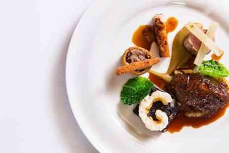 St Jamess Club - Michelin Starred 3 Course Meal & Wine  - Save 0%