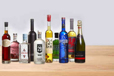 5 O Clock Club - First month of a premium British spirits subscription   - Save 59%