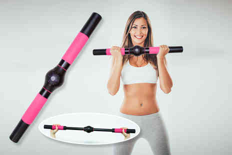 Urshu - Chest enhancer exercise bar - Save 82%