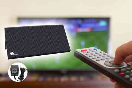 1byone - Amplified digital indoor antenna - Save 63%