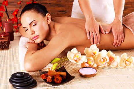 Sunset Boulevard - One hour hot stone or full body massage and a 30 minute facial  - Save 45%