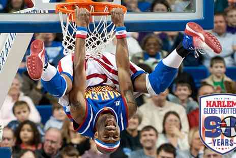 Harlem Globetrotters - Harlem Globetrotters Arena Tour on 24 April to 7 May 2016  - Save 0%