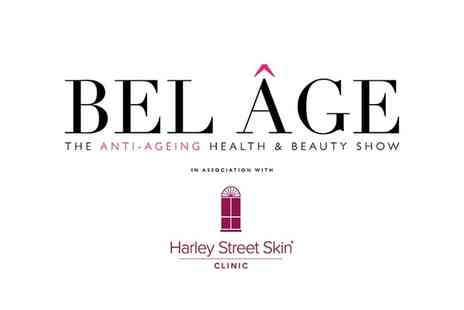 The Anti-Ageing Health and Beauty Show - The Anti Ageing Health and Beauty Show Ticket For One or Two  - Save 50%