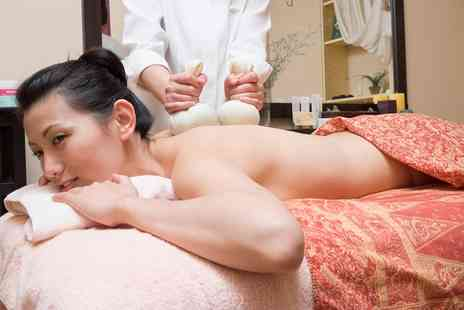 Bali Room - Two Hour Balinese Herbal Ball Massage for One or Two - Save 58%