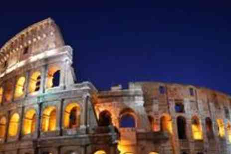 Greendot Holidays - Two night city break with breakfast and return flights to june in Rome  - Save 53%