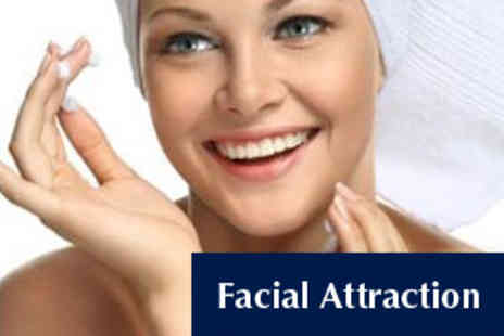 Facial Attraction - Get Younger Looking Skin with 2 Collagen Facial Treatments - Save 60%
