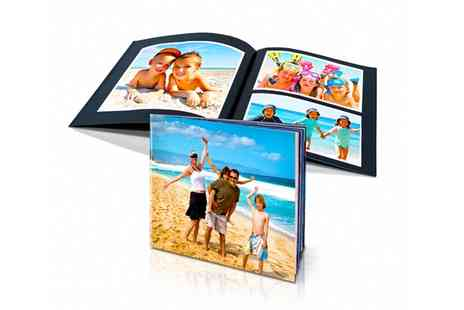 Mini Box - Soft Cover or Hard Cover Personalised Photobook - Save 86%