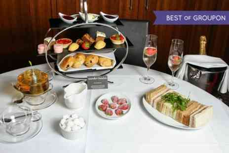 Ambassadors Bloomsbury Hotel - Afternoon Tea with Prosecco for Two  - Save 53%