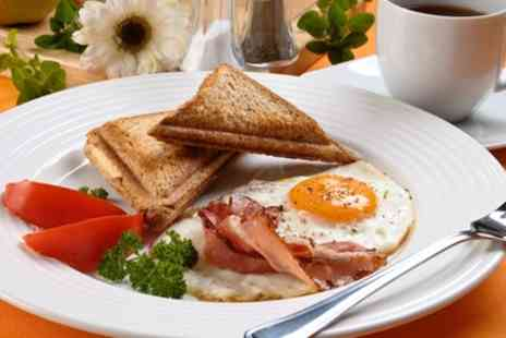Elderberrys - Full English Breakfast for Two or Four - Save 0%