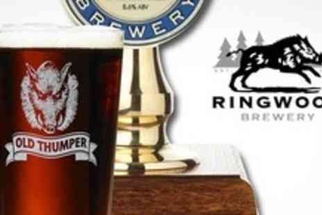 Ringwood Brewery - Brewery Tour With Tasting For Four  - Save 53%