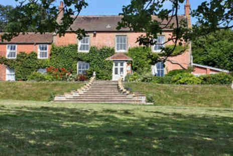 Woodlands Country House Hotel  - Four Star Somerset Getaway Plus 7 Course Taster Menu - Save 52%
