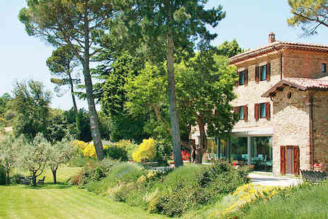 Griffins Resort - A hotel farm and vineyard set in the glorious Italian hills - Save 41%