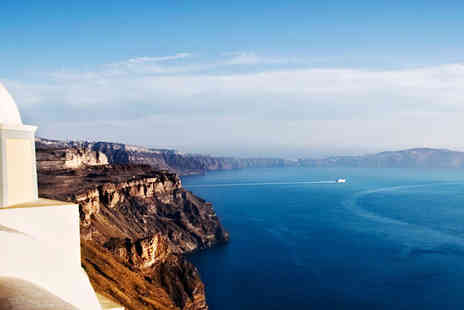 Luna Santorini Suites - Unforgettable views and the luxury of seclusion - Save 39%