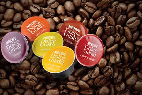 The Coffee Market - Mixed pack of 44 Dolce Gusto loose blend pods - Save 54%