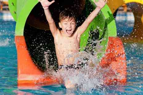 WaterWorld - Aqua park entry for one adult  - Save 40%