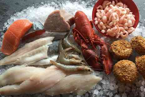 Dockside Seafood - Up to £50 to Spend at Dockside Seafood - Save 40%