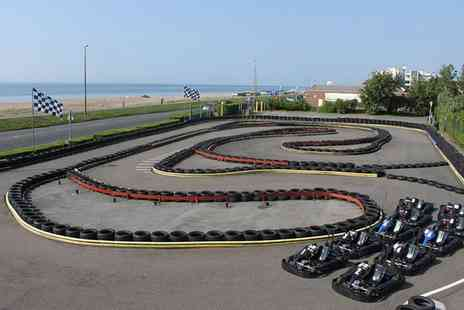 Brooklands Go Karts - Track Session or Driving Tuition - Save 0%