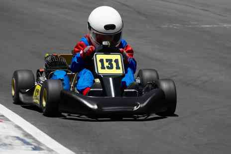Supakart   - Kids Karting Party for Children - Save 34%