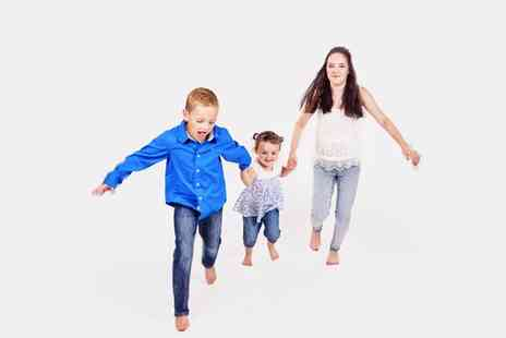 Aled Oldfield Photography - Family Photoshoot With Prints - Save 0%