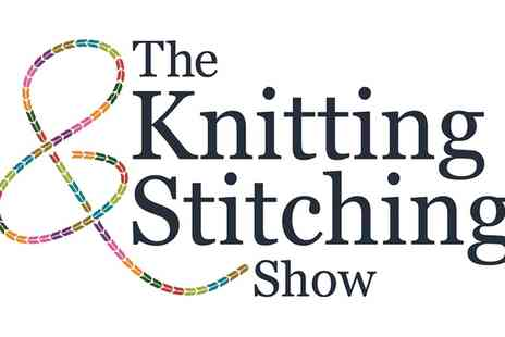 The Knitting & Stitching Show  - The Spring Knitting & Stitching Show Tickets on 3 or 6 March  - Save 23%