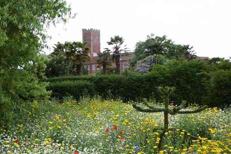 The Walled Gardens of Cannington - Three Month or an Annual Entry for Two to Cannington Walled Gardens - Save 99%