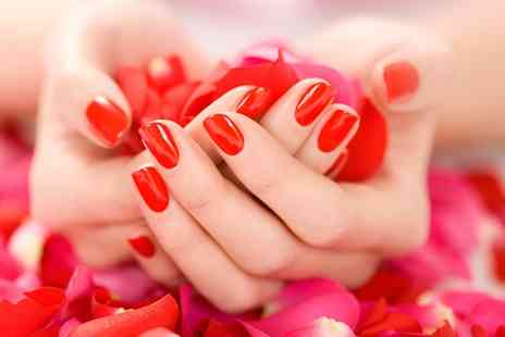 Butterfly Beauty - Choice of Shellac Nails   - Save 59%