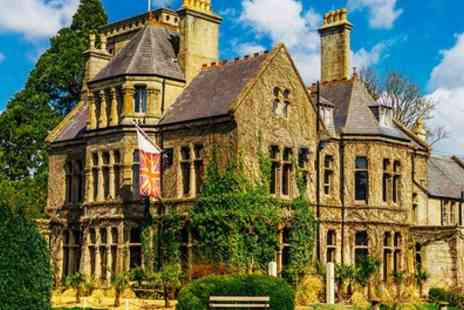 Rudloe Hall Hotel - One or Two Nights stay For Two With Breakfast With Option For Dinner  - Save 0%