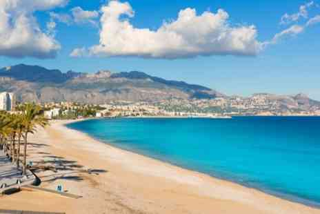 Hotel Cap Negret - Three, Five or Seven nights stay Half board Altea, Costa Blanca - Save 0%