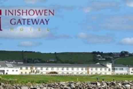 Inishowen Gateway Hotel - One Night Stay For Two With Breakfast in Donegal - Save 55%
