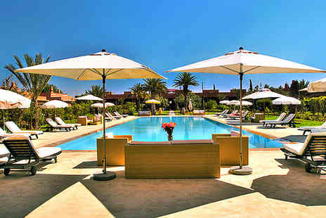 Domaine des Remparts Hotel & Spa  - All the beauty of the Red City but with peace and luxury included. - Save 59%