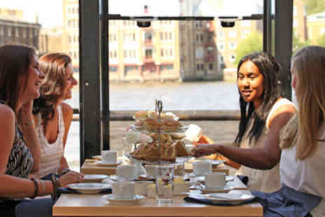 City Cruises -  Thames Afternoon Tea Cruise for Two  - Save 20%