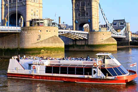 City Cruises - Three Day Family Thames Sightseeing Cruise - Save 50%