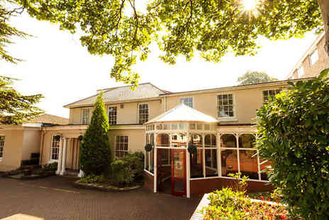 The Gainsborough House Hotel  - One or Two Nights Hotel Stay For Two Plus Dinner - Save 0%
