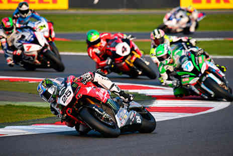 Silverstone - 2016 MCE Insurance British Superbike Championship for Two on 10 April 2016 - Save 0%
