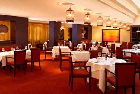 Millennium Hotel -  Head Turning Meal & Bubbly for 2  - Save 71%