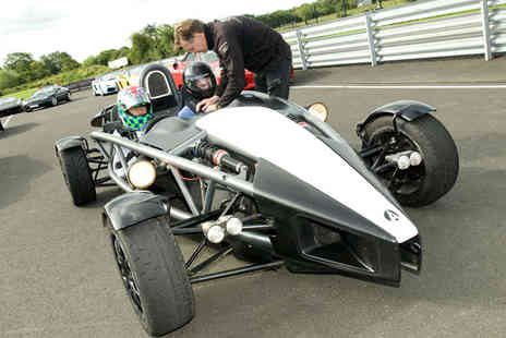 Driving Gift -  Ariel Atom driving experience  - Save 61%
