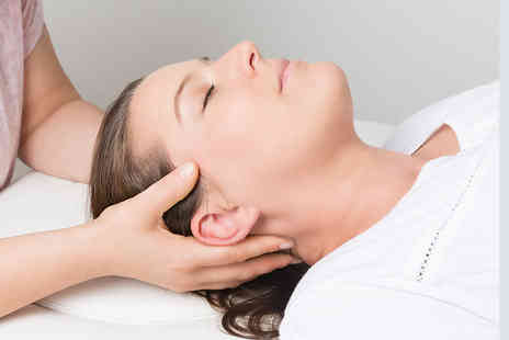 Mark Dulson Osteopathy - One hour craniosocial therapy consultation and treatment for stress or tension headaches   - Save 82%