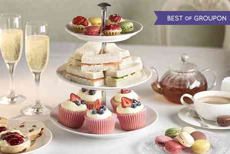 Melville Castle - Afternoon Tea with Sparkling Wine for Two  - Save 0%