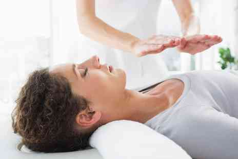 The Reiki Practice & LightHearts - One Hour Reiki Session  - Save 63%